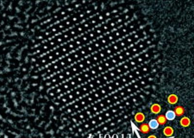 Significant Increase of Curie Temperature in Nano-scale BaTiO3