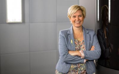 Interview with Prof. Sara Bals, head of EMAT Antwerp