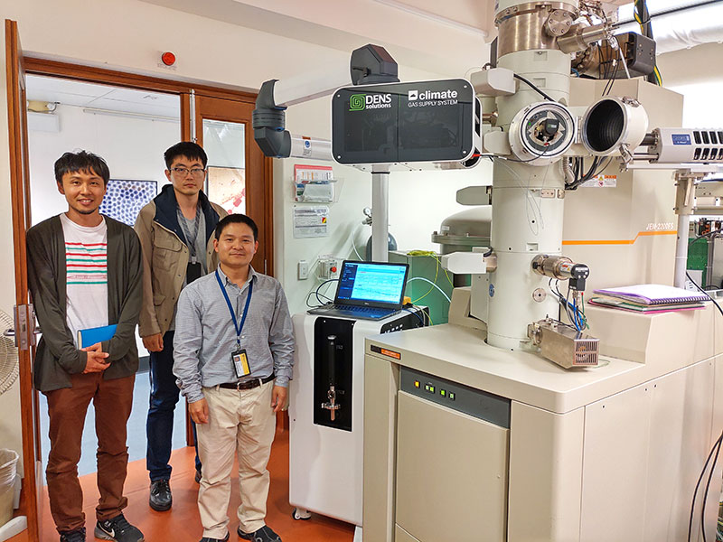Installing the first Climate system in Australia at the University of Sydney