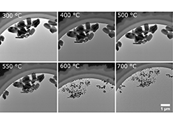 In-situ Transmission Electron Microscopy and Density Functional Theory Study of the Reduction of MoO3 Nanoparticles