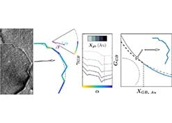 The influence of alloying in stabilizing a faceted grain boundary structure