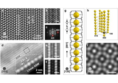 Stable single atomic silver wires assembling into a circuitry-connectable nanoarray